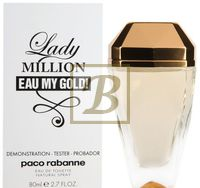 Lady Million Eau My Gold! 80ml edT tester (тестер)