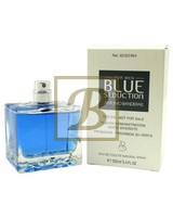 Blue Seduction for man TESTER
