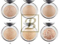 Divas Powder Compact natural